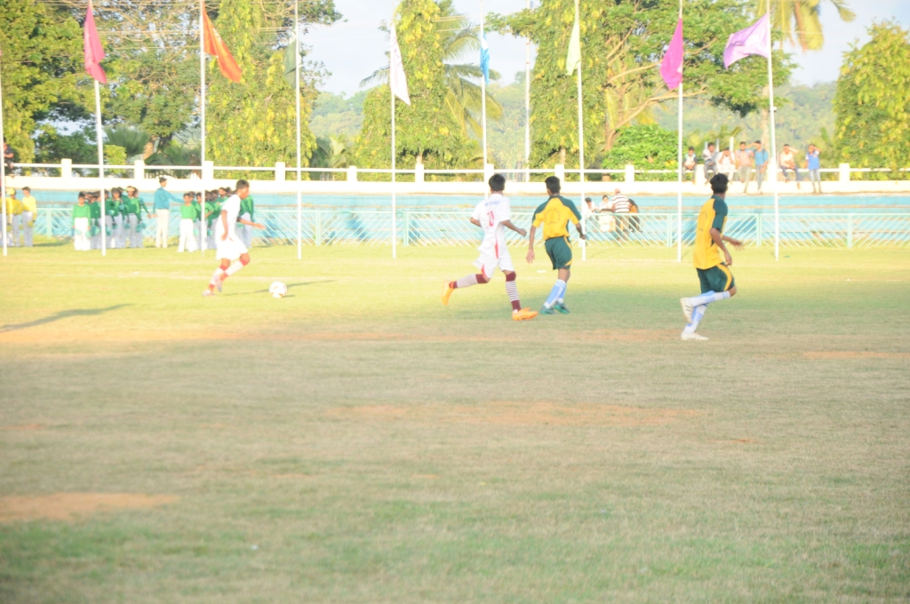 62nd National School Games Port Blair (A&N)