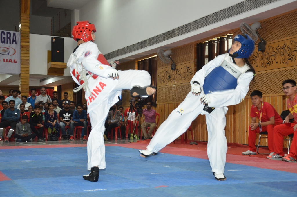 ISF WORLD SCHOOL COMBAT GAMES , AGRA , INDIA